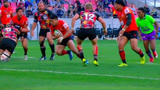 Southern Kings v Sunwolves Rd.6 2016 | Super Rugby Video Highlights