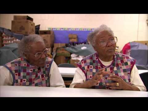 "Dani Johnson on ""The Oprah Winfrey Show"" with the Love Kitchen"