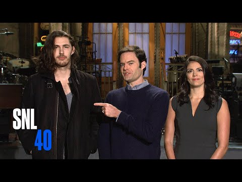 Saturday Night Live 40.03 (Promo 'Bill Hader and Hozier')