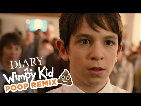 Diary of a Wimpy Kid | Poop Remix | Fox Family Entertainment