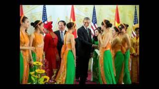 Phụ nữ VN  làm TT Obama bối rối ?