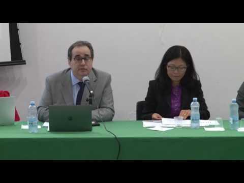 Sócio Nilo Beiro em audiência pública organizada pela Amatra XV - abril de 2017