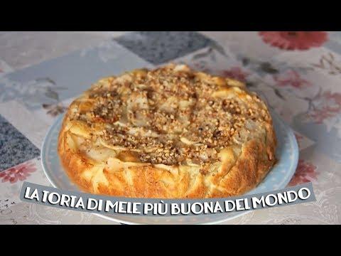 La torta di mele più buona del mondo ★ VIDEORICETTA