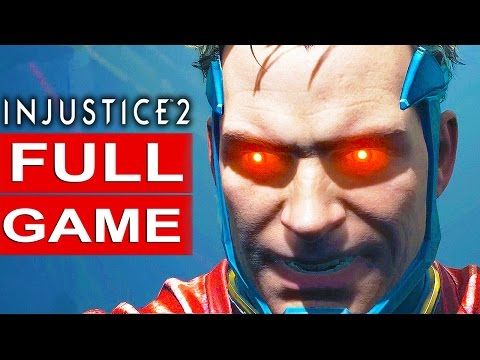 INJUSTICE 2 Gameplay Walkthrough Part 1 FULL STORY MODE [1080p HD PS4 PRO] - No Commentary (видео)