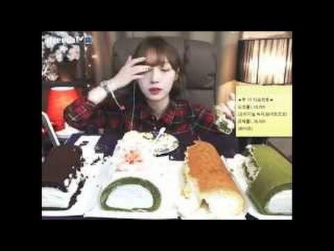♥ 슈기의 먹방 ♥ Shoogi's Eating Show ♥ Mukbang ♥ 투더디프런트 특집!