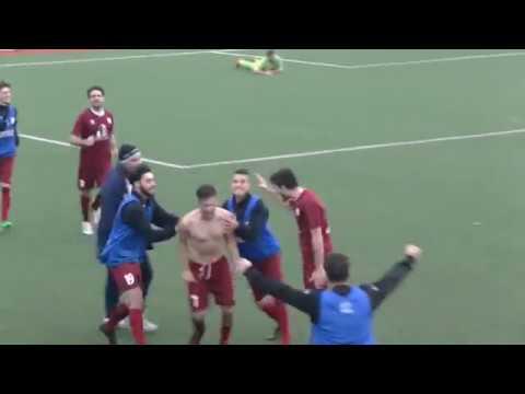 Campionato di Eccellenza 2018/19 Montesilvano - Capistrello 0-2