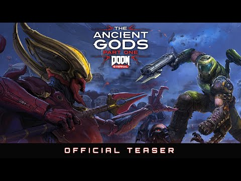 DOOM Eternal : Trailer d'extension Part One