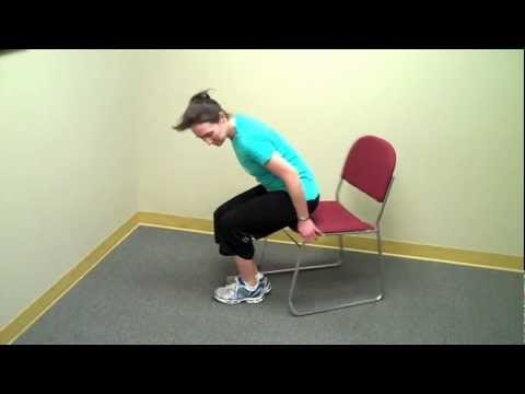 Mid Back Pain Exercises: Video 2 of 4