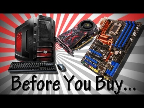 Things to know before buying or upgrading a PC – Battlefield 3 Commentary