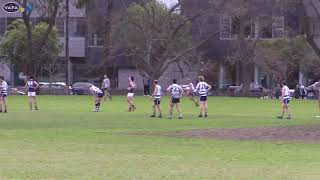 2019: Rd 9 Goals (OGFC v Caulfield)