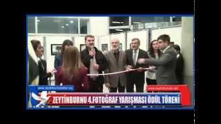 Zeytinburnu 4  Fotoğraf Yarışması Ödül Töreni