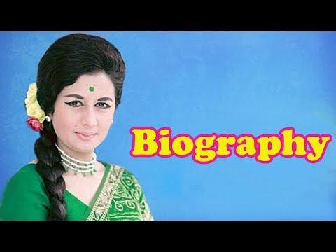 Nanda - Biography in Hindi | नंदा की जीवनी | सदाबहार अभिनेत्री | Life Story | जीवन की कहानी