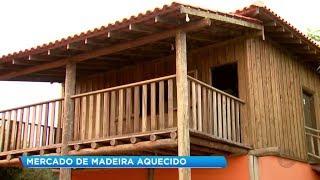Mercado de madeira tratada está aquecido e movimenta Centro-Oeste Paulista