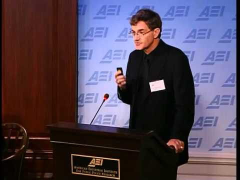ron bailey - Hydraulic Fracturing: Beneficent Breakthrough or Environmental Endangerment?Watch the full event video here: http://www.aei.org/event/100420.