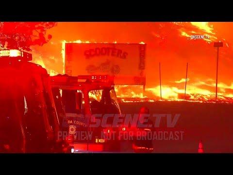 Butte County: Firestorm Activity Complicates Camp Fire Battle