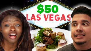 Video We Spent 24 Hours In Vegas On Only $50 MP3, 3GP, MP4, WEBM, AVI, FLV Maret 2019