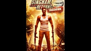 Singham Returns: Takedown YouTube video