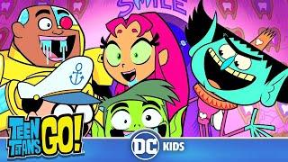 Video Teen Titans Go! | Tooth Fairy Crunch! | DC Kids MP3, 3GP, MP4, WEBM, AVI, FLV Oktober 2018