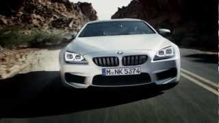 BMW M6 2013 Gran Coupe Commercial