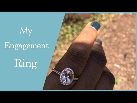 All About My Engagement Ring