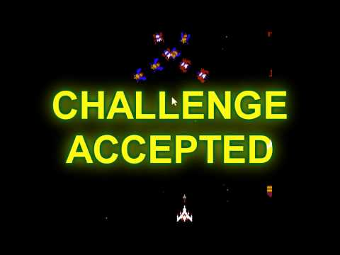 galaga arrangement xbox 360