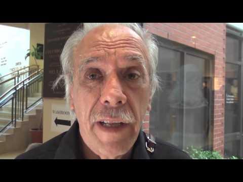 Escritor chileno-canadiense Jorge Etcheverry presenta su libro en Toronto