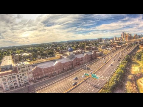 Drone Footage of Hartford
