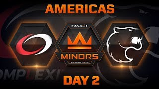 Complexity vs Furia - Cache (Minors Day 2 Group B WB R1)