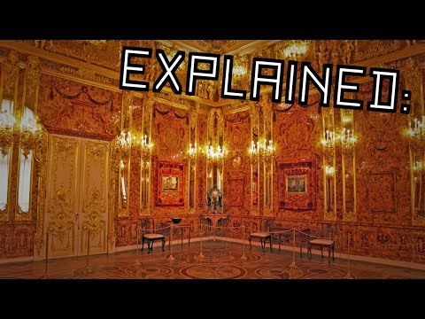 Explained: The Amber Room