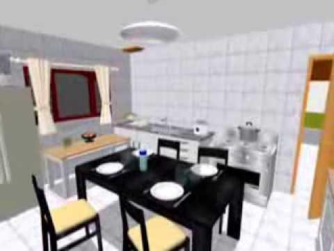 Manuel Castelo Branco - Casa em GOIATUBA 3D