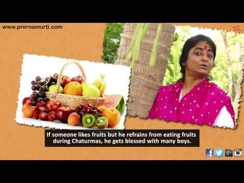 Sampurna Chaturmas Significance[सम्पूर्ण चातुर्मास] Purshottam Mass