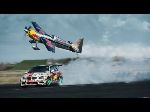 Kings - DOTZ Kings of Sideways is the first ever Car vs. Plane Gymkhana Drift Battle video. Awesome high speed action shot 100% on the new HERO3® camera from http:/...