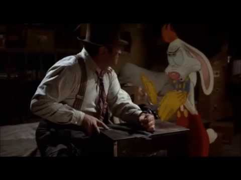 The reason Who Framed Roger Rabbit (1988) still holds up 28 years later is because they did so much of the action and visual effects for real.