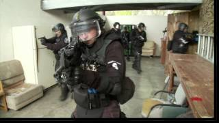 City of Hollywood Police Department SWAT Training Exercise February 19, 2015