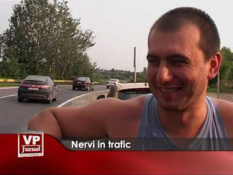 Nervi in trafic