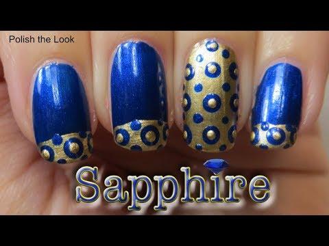 September Birthstone Series Sapphire