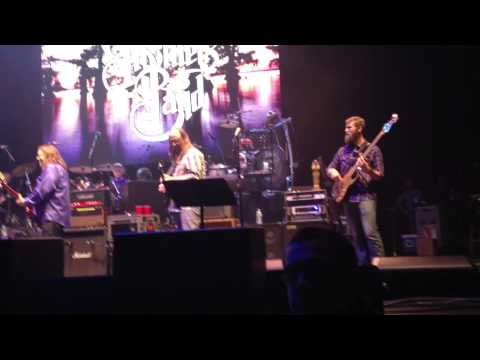 John Ray with the Allman Brothers 3-9-13 Beacon Theatre, NYC