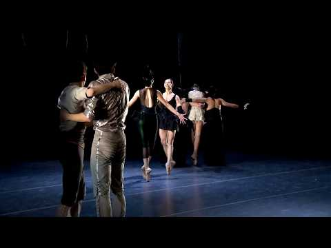 "Ballet: ""Lac"" at the National Theatre of Nice"