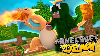 Minecraft Pixelmon : OUR BRAND NEW POKEMON ADVENTURE #1