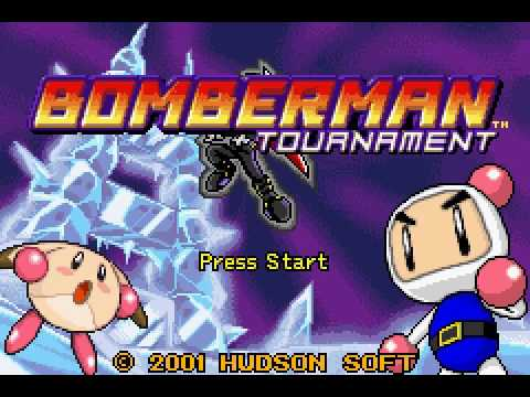 Bomberman Tournament OST (HQ) - Desert Overworld
