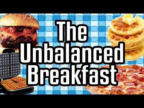 breakfast - LIKE/FAV this video EpicMealTime is going to help you start your day off with a grotesquely unbalanced breakfast! We take some of our favourite snacks and gi...