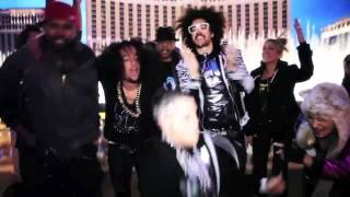 LMFAO ft. Lauren Bennett - Party Rock Anthem (Live in Las Vegas)