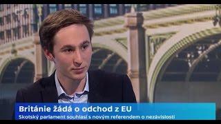Británie opouští EU