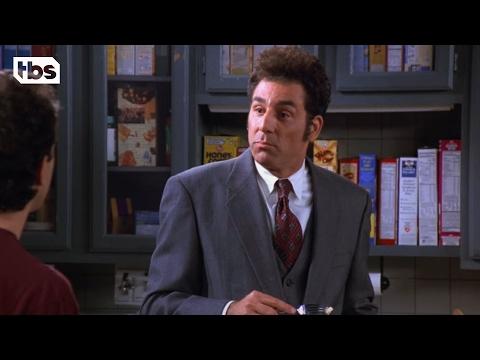 Seinfeld: Kramer Goes to Work (Clip)   TBS
