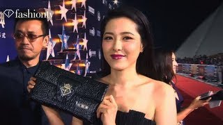 China Leather Festival Red Carpet ft Lin Dan | FashionTV