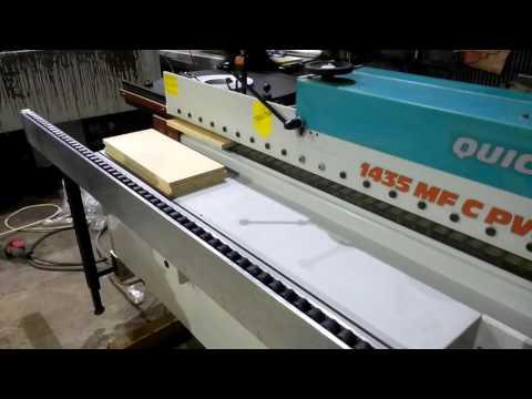 Кромкооблицовочный станок Holz-Her QUICK 1435 MFC PVC