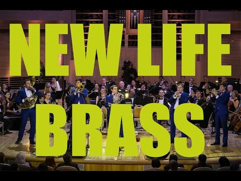 NEW LIFE BRASS | Green Hornet Theme By Al Hirt 2016