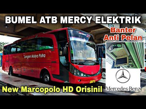 Bumel Mercy Elektrik + New Marco HD Orisinil Banter Anti Pelan ❗| trip Langen Mulya Putra AB 7883 AS