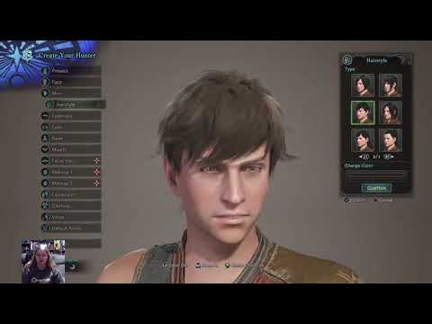 I've wanted to play this for ages! (Monster Hunter World part 1) | #ConnorArmy #RaagSquaad