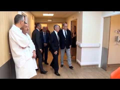 Palliative care unit opens at Princess Grace Hospital
